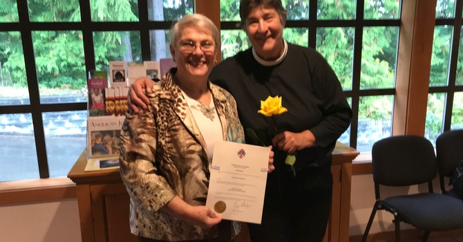 Congratulations Diane! image
