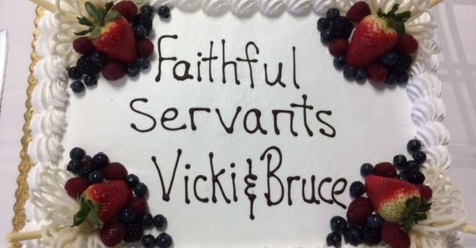 Farewell to Bruce and Vicki image