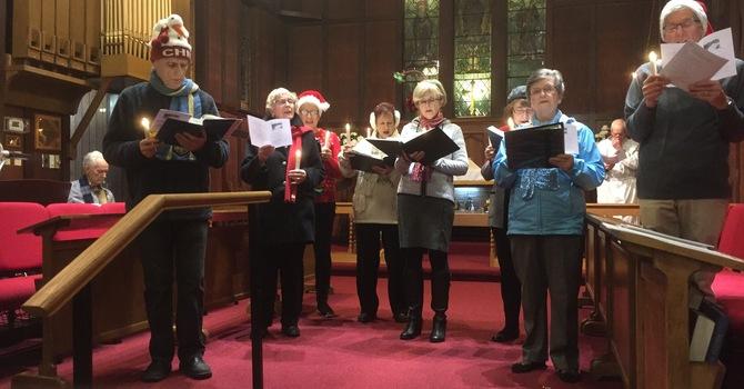 Christmas Eve at St. Mark image