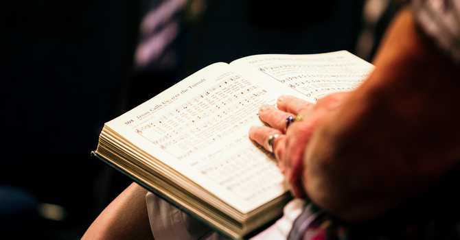 Hymns and Hars! image