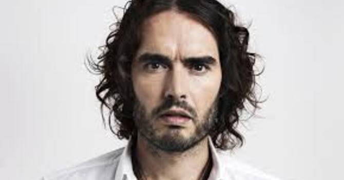 Russell Brand on Porn Kills Love image