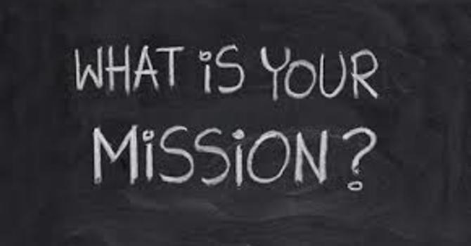 Your Mission image