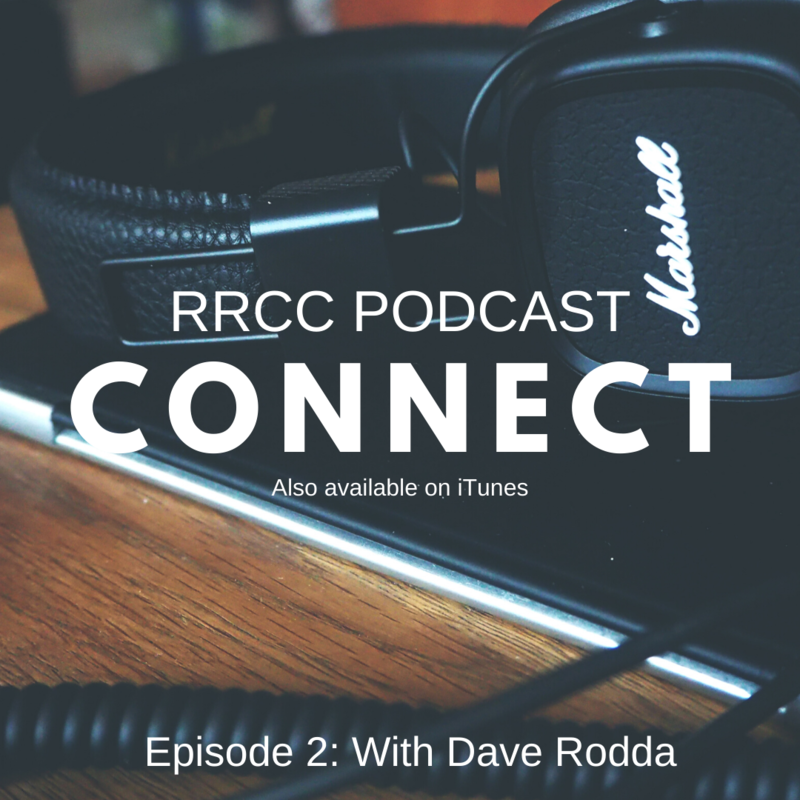 Connect Podcast: Episode 2 with Dave Rodda
