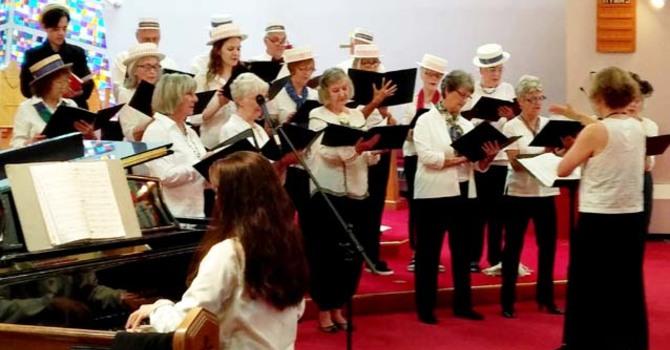 West Vancouver Community Choir Debut