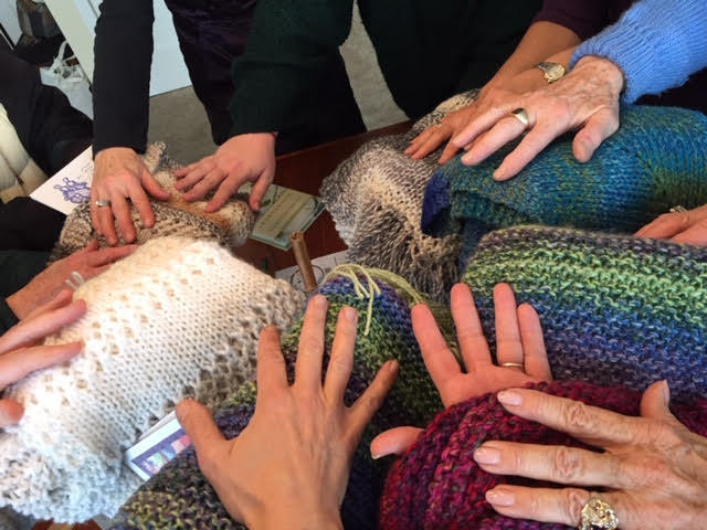 Prayer Shawl Ministry | Ministries | St  John's United Church