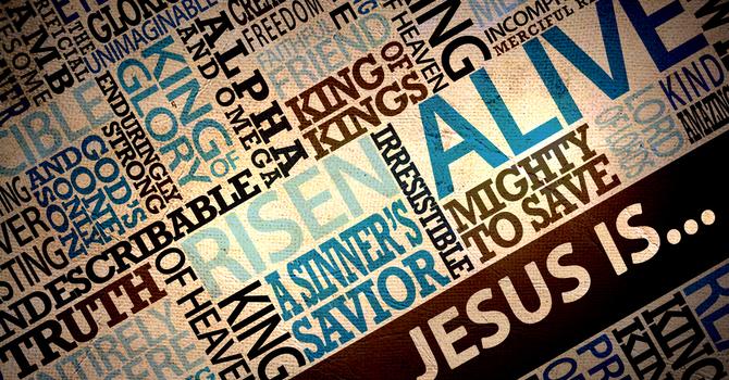Colossians: Jesus Is...