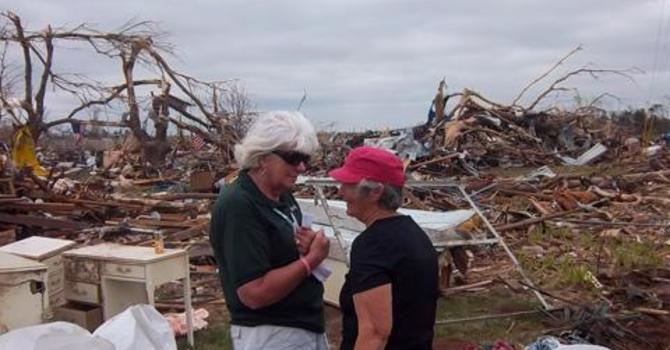 Serve Opportunity with World Renew Disaster Response  image