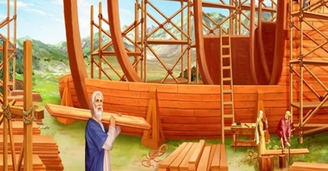 Noah - Another Man who Walked with God image