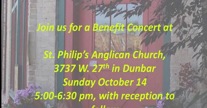 Benefit Concert - Homeless Action Week