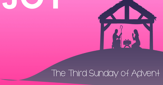 "The Third Sunday of Advent ~ ""Birth Planning: Darkness Before the Dawn"""