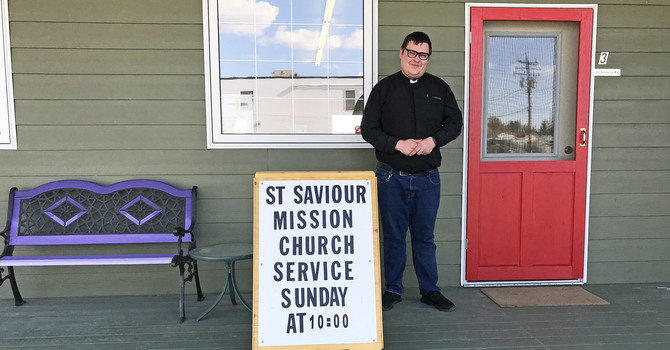 St. Saviour's Invites You to Come and Worship at the Lake