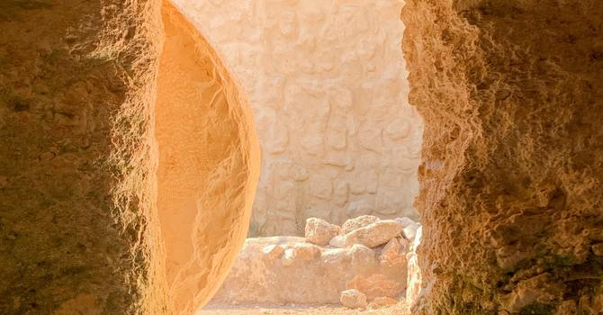 Pray the Stations of the Resurrection: 3, 4 & 5 image