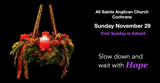 Eucharist Service November 29
