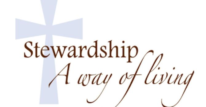 PLEDGING TO BE TOGETHER: 2021 STEWARDSHIP CAMPAIGN image