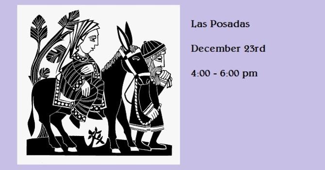 Las Posadas y Santa Eucaristía y Piñatas
