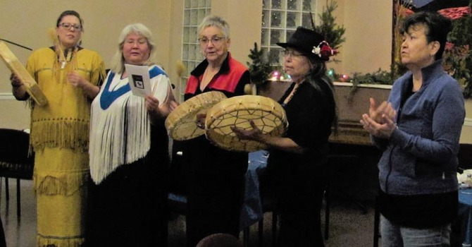 Urban Aboriginal Ministry Winterfest Dinner and Celebration image