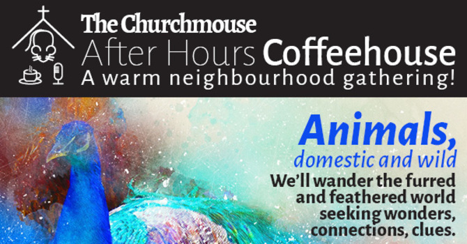 Churchmouse After Hours Coffeehouse