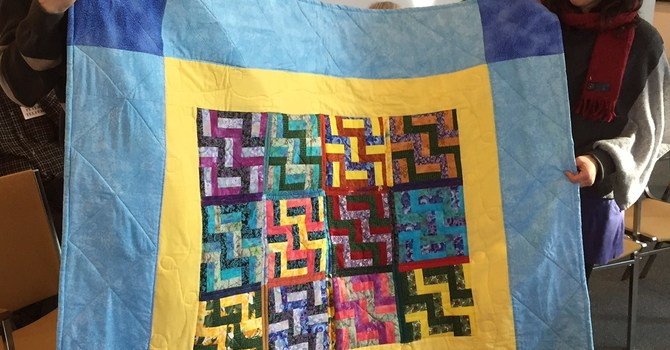 Quilt Blessing image