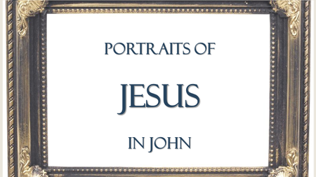 Portraits of Jesus in John