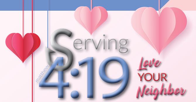 Serving 4:19