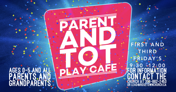 Parent and Tot Play Cafe