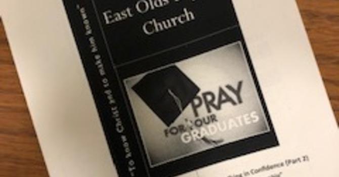 June 9, 2019 Church Bulletin image