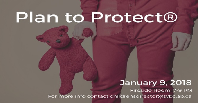 Plan to Protect ®  Training Session