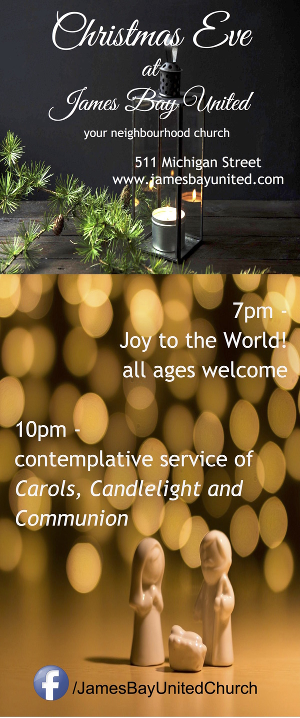Christmas Eve at Your Neighbourhood Church