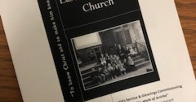 June 23, 2019 Church Bulletin image