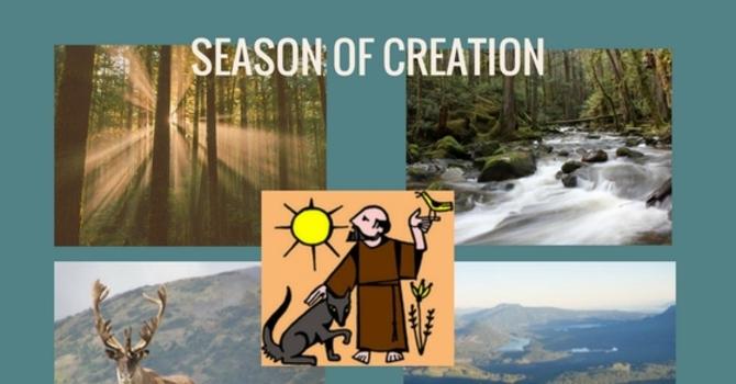 Season of Creation - the Spirit Series image