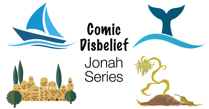 Comic Disbelief Jonah Series
