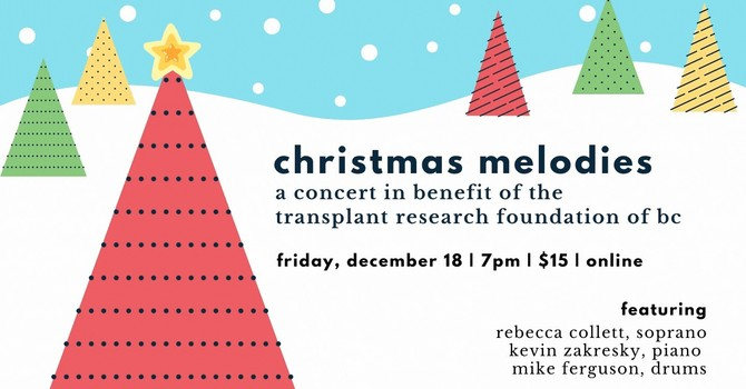 Concert Fundraiser for Transplant Research image