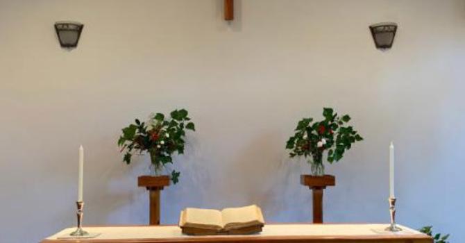 Rev. Karen's Advent Message image