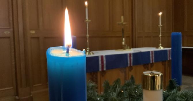 Advent Carol Service image
