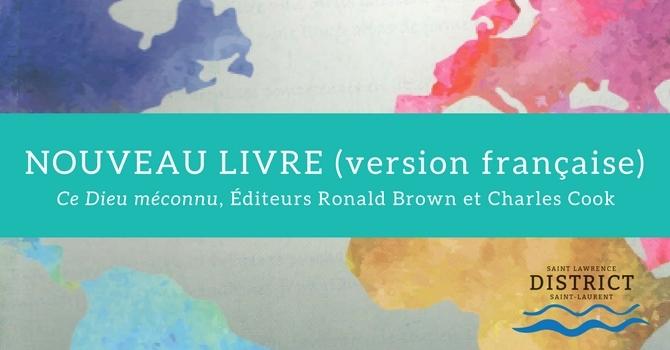 Nouveau livre (version française) image