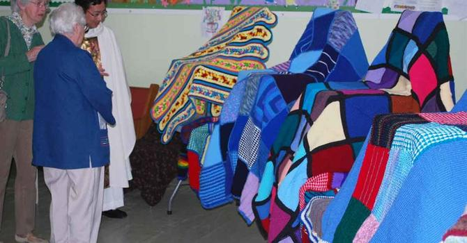 Blankets of Care - Sechelt and Powell River image