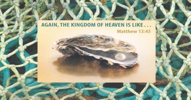 Worship Service Bulletin - Eighth Sunday after Pentecost image