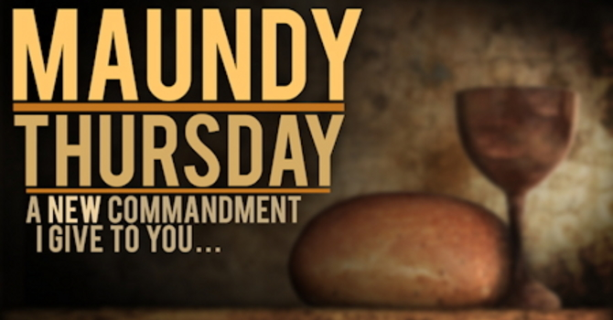 2017 - Maundy Thursday Service