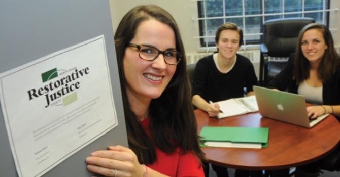 Restorative Justice in the North Shore News image
