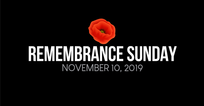 Remembrance Sunday - Love Alone is Worth the Fight