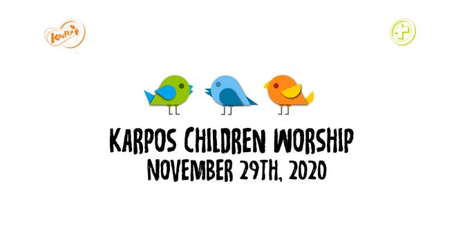 201129 Elementary Sunday Worship