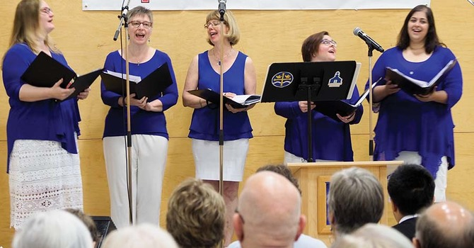 St John's Choir At Diocesan Mission Conference image