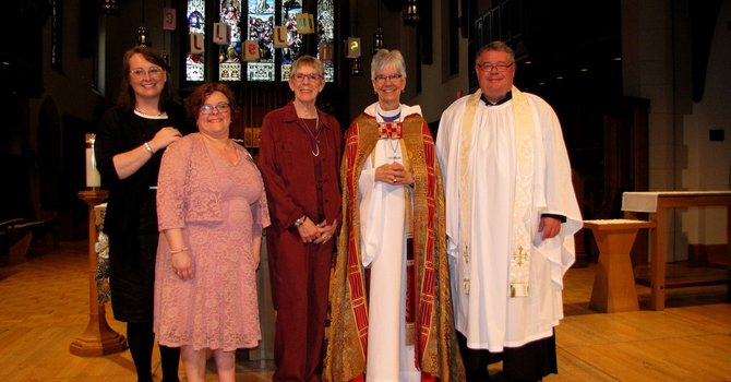 Congratulations To Our New Confirmands image