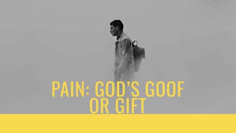 #1 - God's Gift or Goof