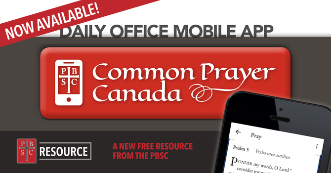 Common Prayer Canada image