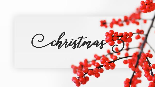 """Christmas Will Make it Better"""