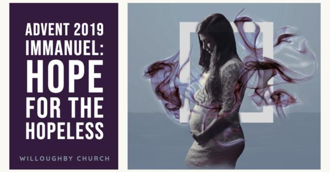 Immanuel - Hope For the Hopeless