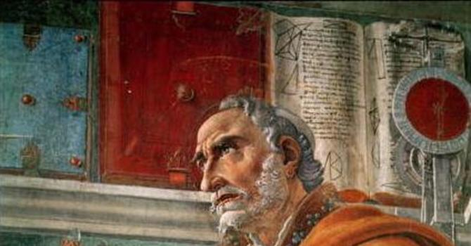 Preaching St. Augustine's Life: A Poem for Baby Boomers image