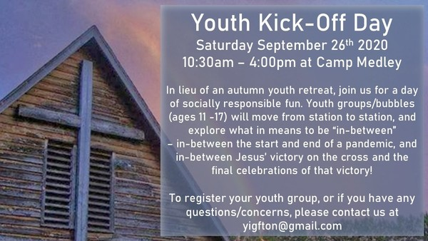 Diocesan Youth Kick-Off Day