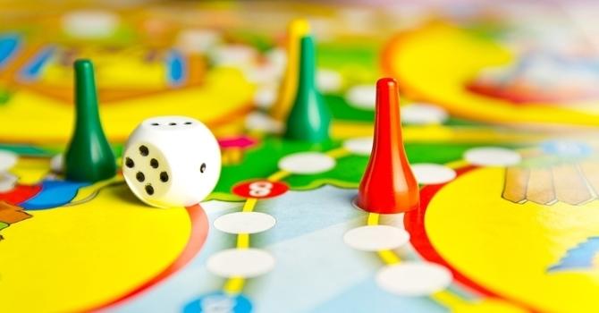 棋盤遊戲 Board Games 外展事工